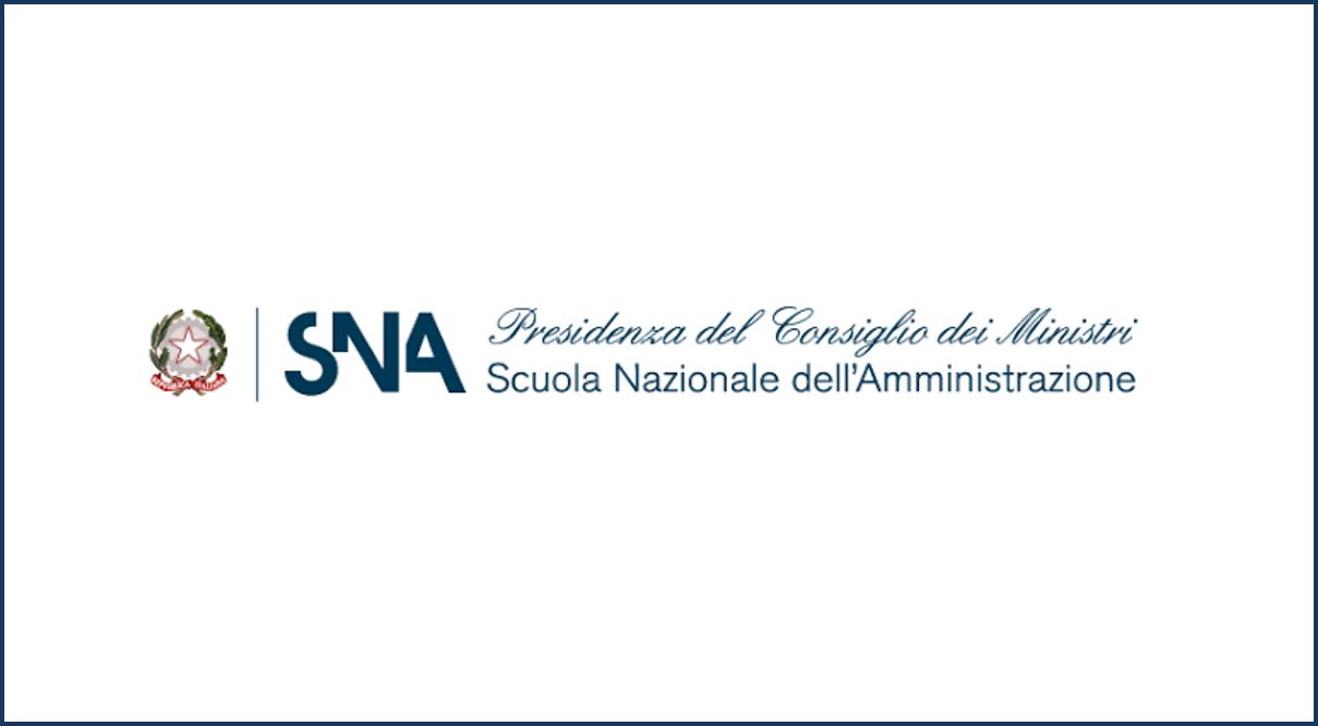 SNA: corso-concorso per l'assunzione di 210 Dirigenti nelle Pubbliche Amministrazioni
