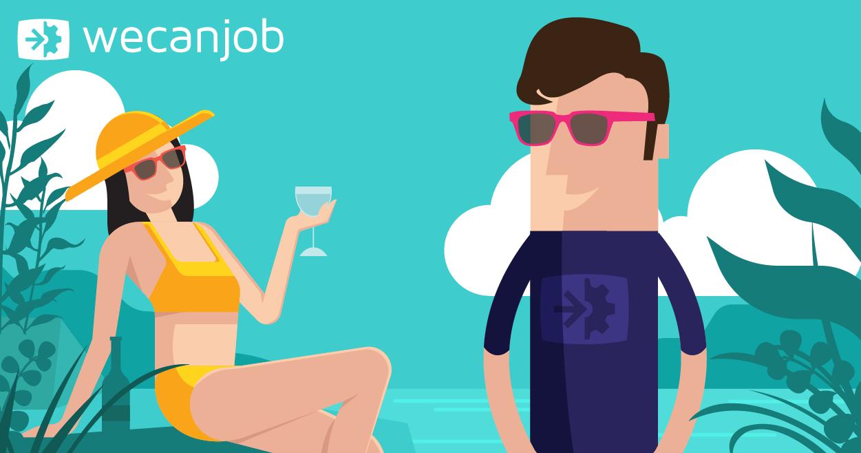 Buone vacanze da WeCanBlog!