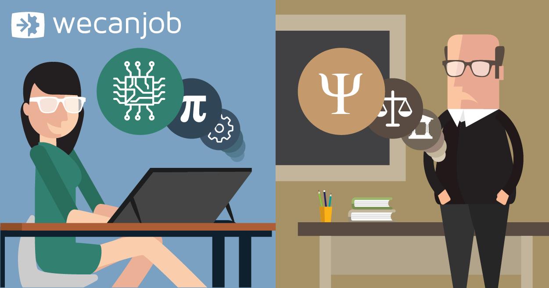 Le lauree per trovare lavoro e guadagnare di più