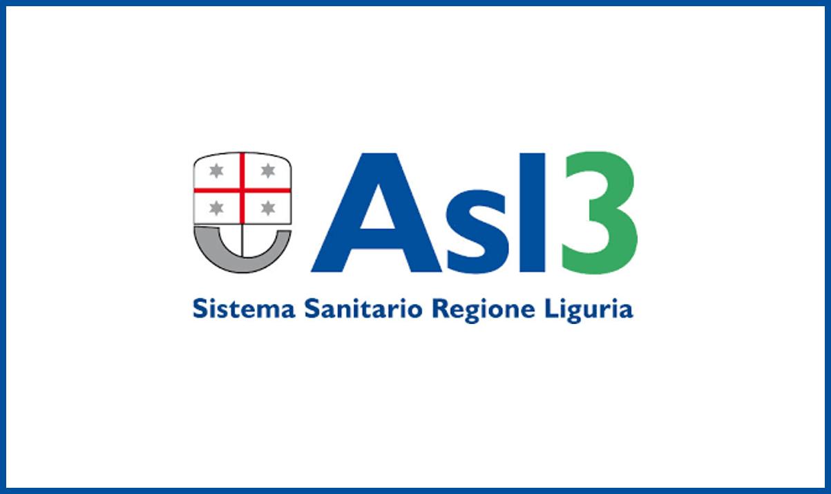 ASL Liguria 3: avviso per 40 OSS, 40 Infermieri, 20 Educatori professionali, 20 Fisioterapisti, 10 Assistenti sociali, 15 Assistenti sanitari, 12 Ostetriche