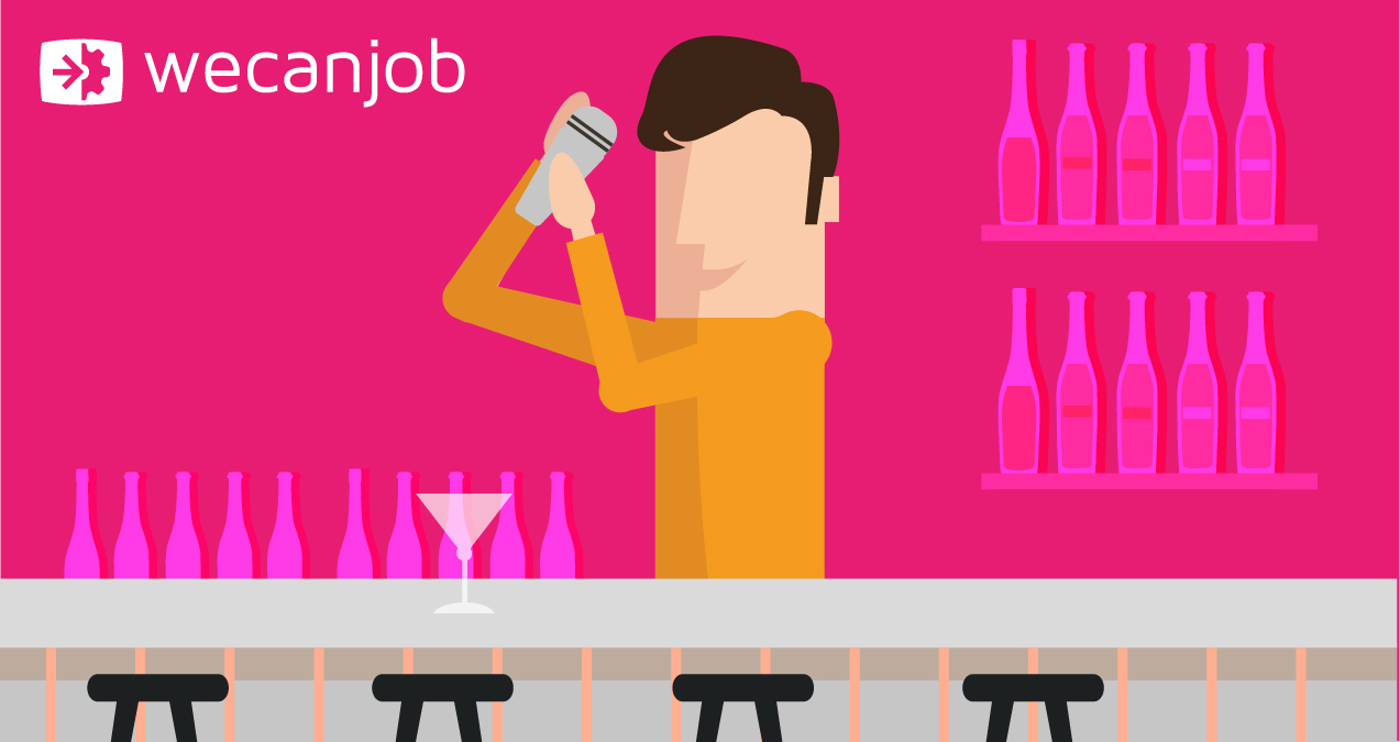 Come si diventa Bartender, Barman e Barwoman