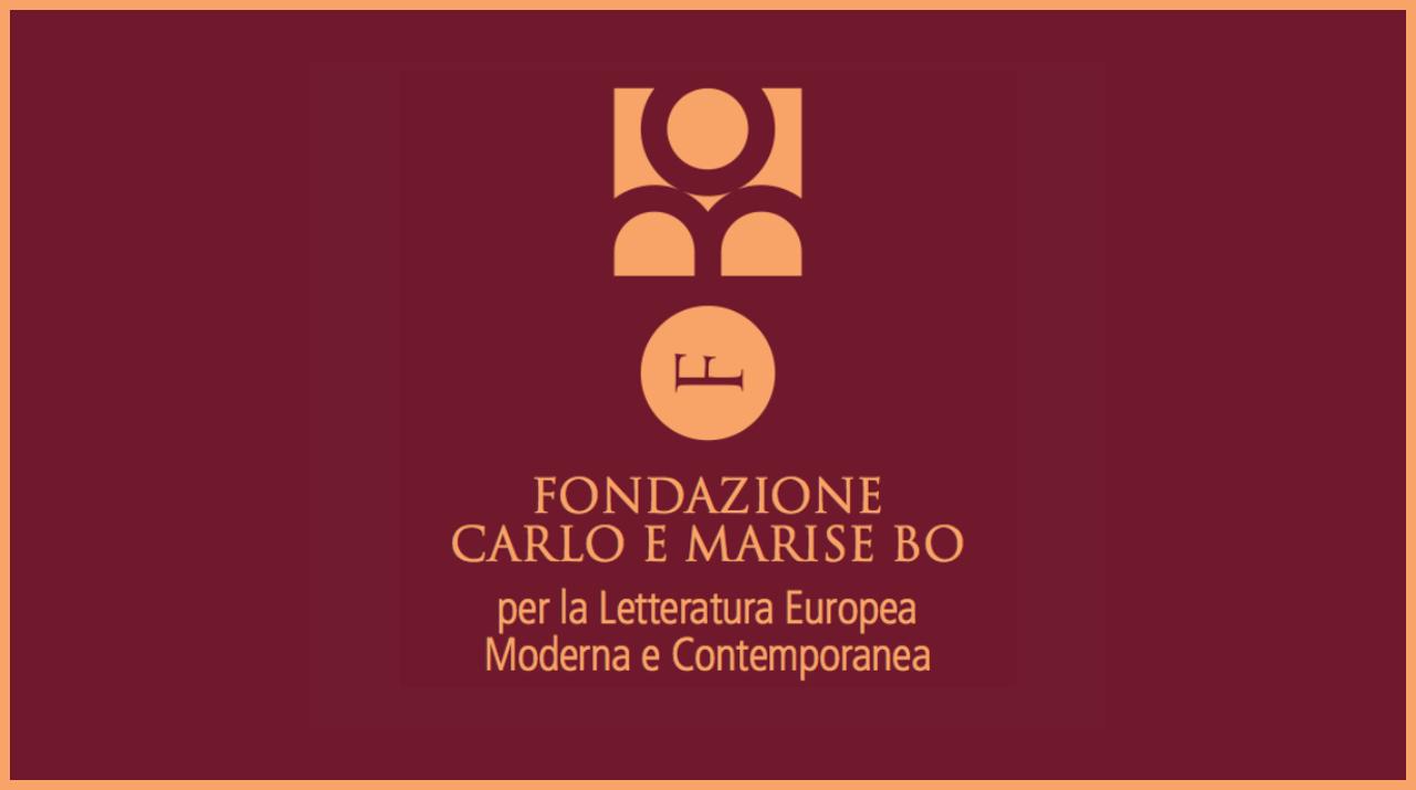 Borse di studio a Dottorandi, PhD e Studiosi di letteratura offerte dalla Fondazione Bo
