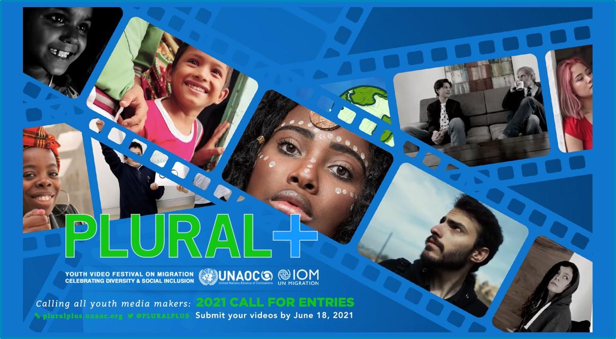 Premio PLURAL+: registra un video sui temi dell'inclusione e dell'immigrazione
