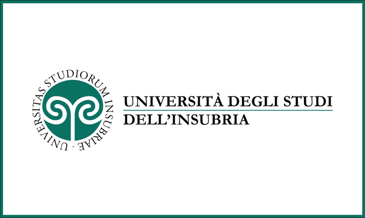 Università dell'Insubria: concorso per 15 posti di Ricercatore tipo B presso diversi Dipartimenti