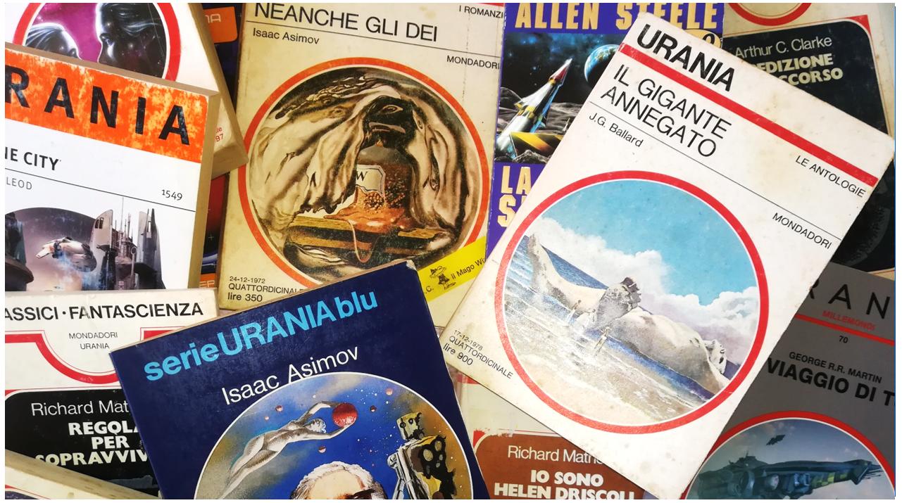 Premio Urania 2021: pubblica il tuo romanzo di fantascienza nella storica collana Mondadori