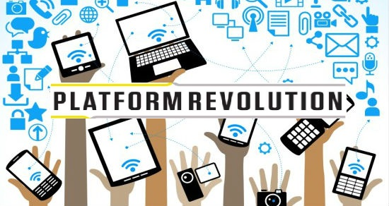 La rivoluzione delle piattaforme digitali, ovvero lavorare nell'economia 4.0