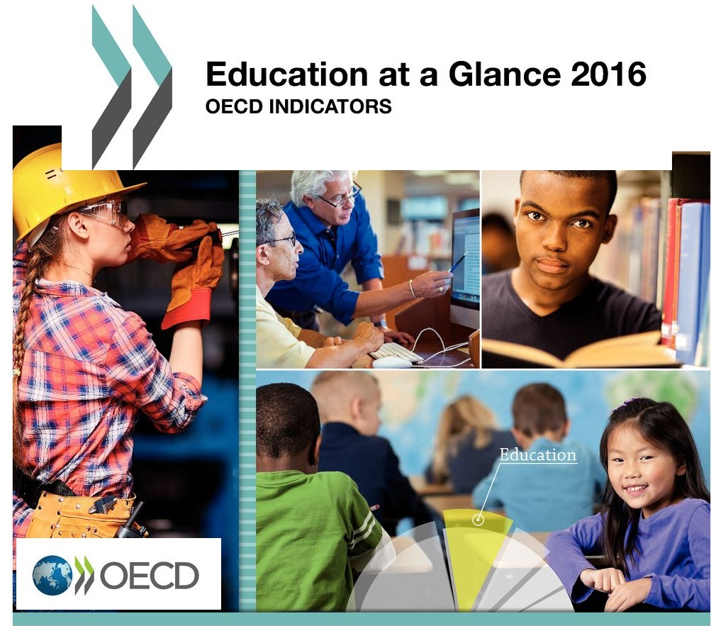 In Italia si studia poco, e male. I dati del Rapporto Ocse 2016