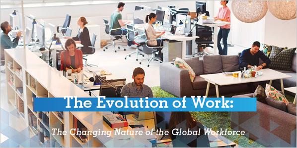 Cosa aspettarsi dagli ambienti di lavoro del futuro?
