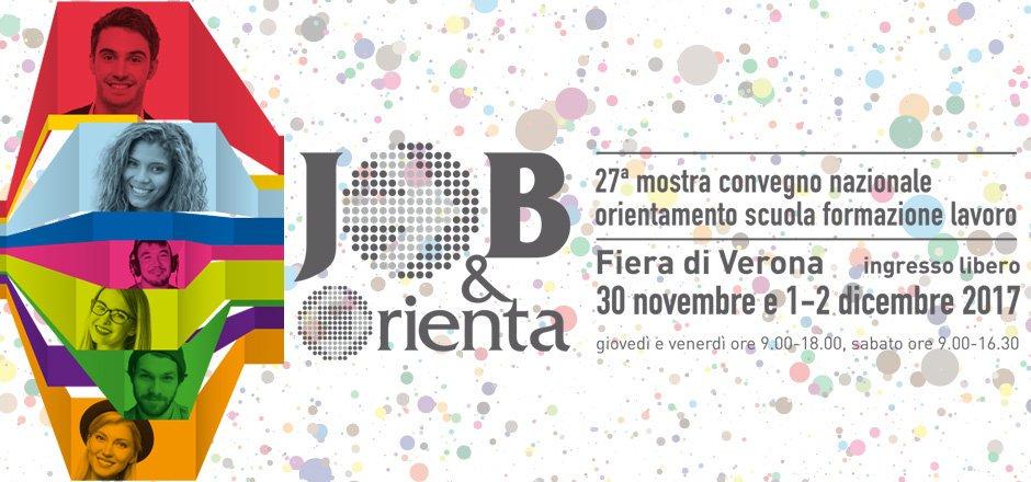 JOB&Orienta 2017, torna la più grande manifestazione italiana dedicata all'orientamento