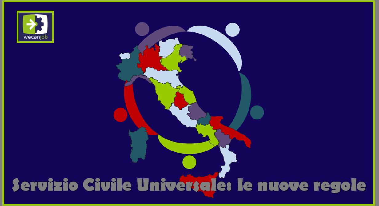 Il Servizio Civile Universale: le novità apportate nel 2017