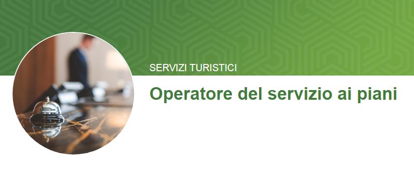 Corso di formazione gratuito - Operatore del servizio ai piani