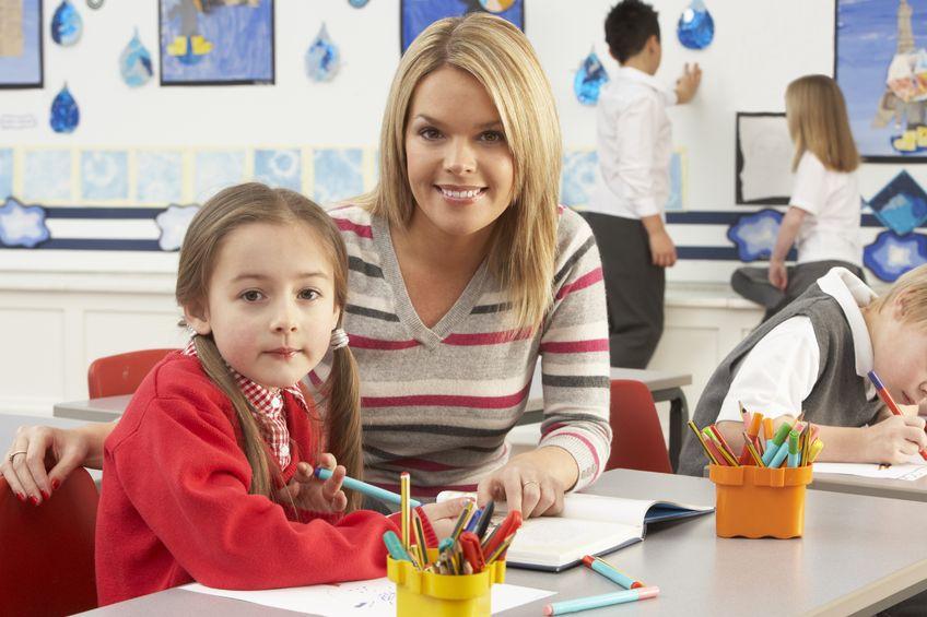 Insegnante scuola primaria