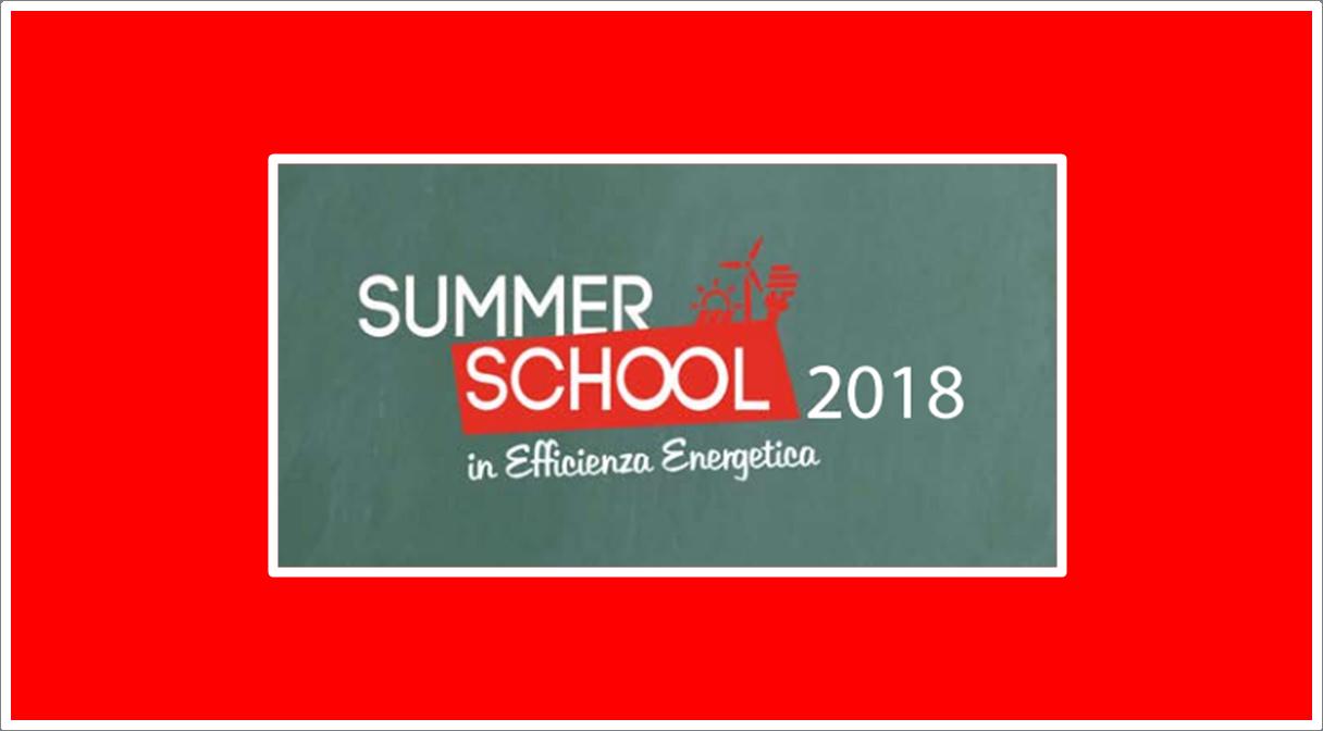 ENEA, ISNOVA, MISE e Roma capitale - Summer School gratuita per Ingegneri e Architetti