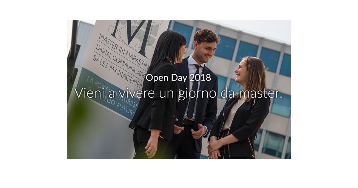 Open Day - Master Publitalia '80