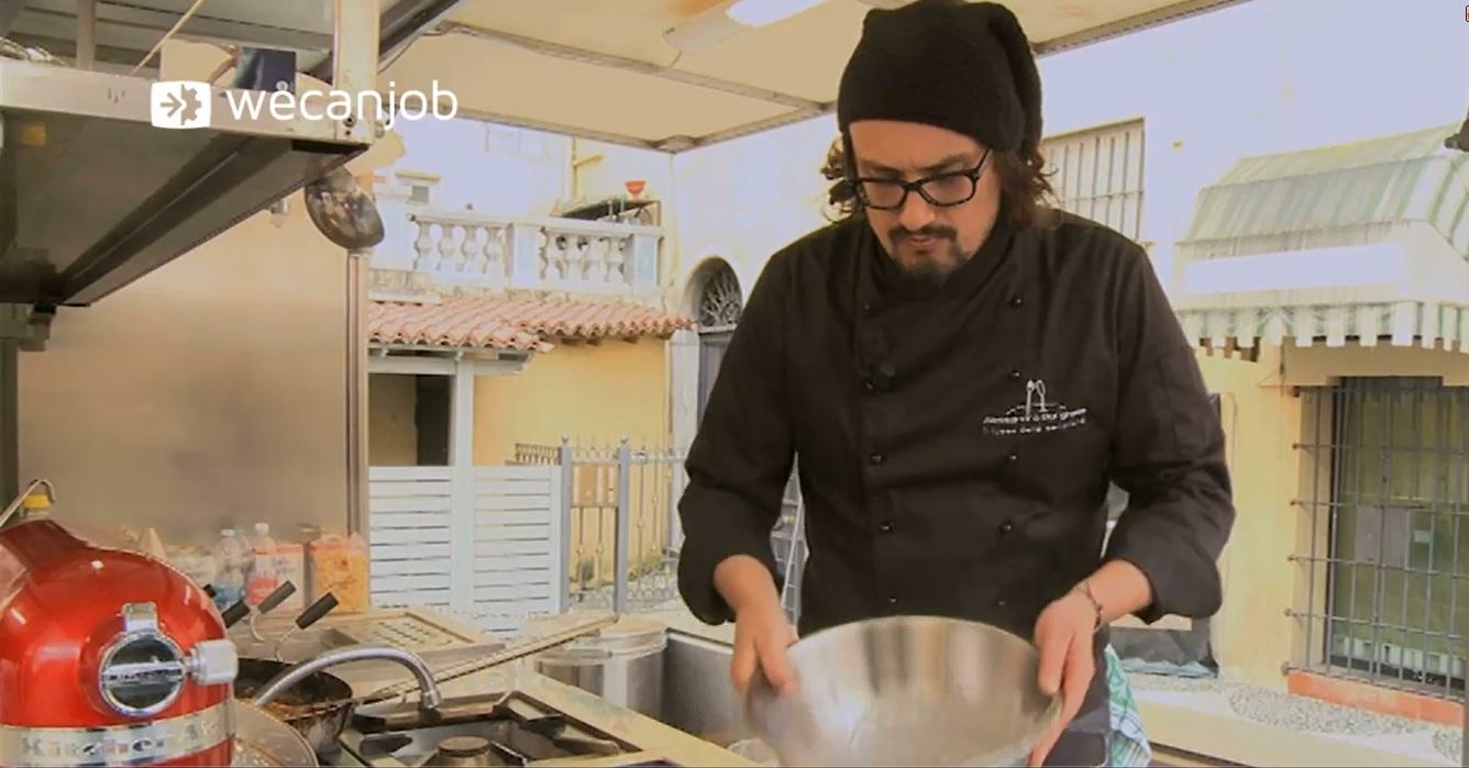 Chef - attività quotidiana