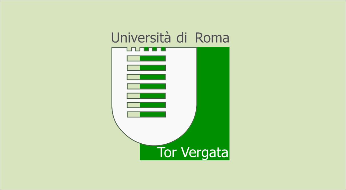 Studiare a Tor Vergata (Roma). Il Campus apre le sue porte il 19 e 20 marzo prossimi!