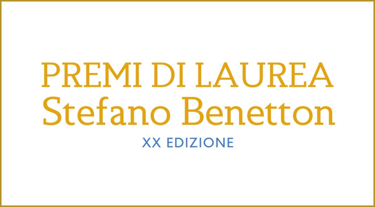 Premio Stefano Benetton - 6.000 euro per tesi di argomento sportivo