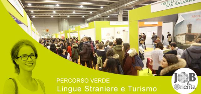 Job&Orienta: Lingue straniere e Turismo al centro del Percorso Verde
