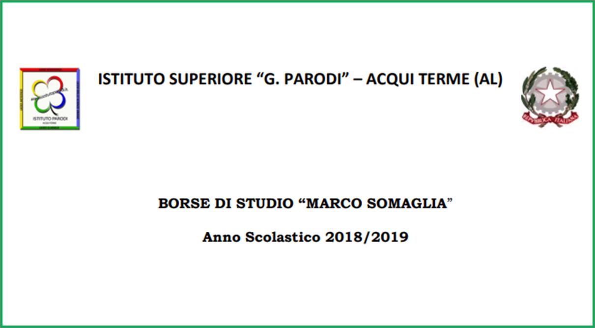 """Borse Marco Somaglia: """"Nella storia con un ciak"""", un concorso per scuole superiori"""
