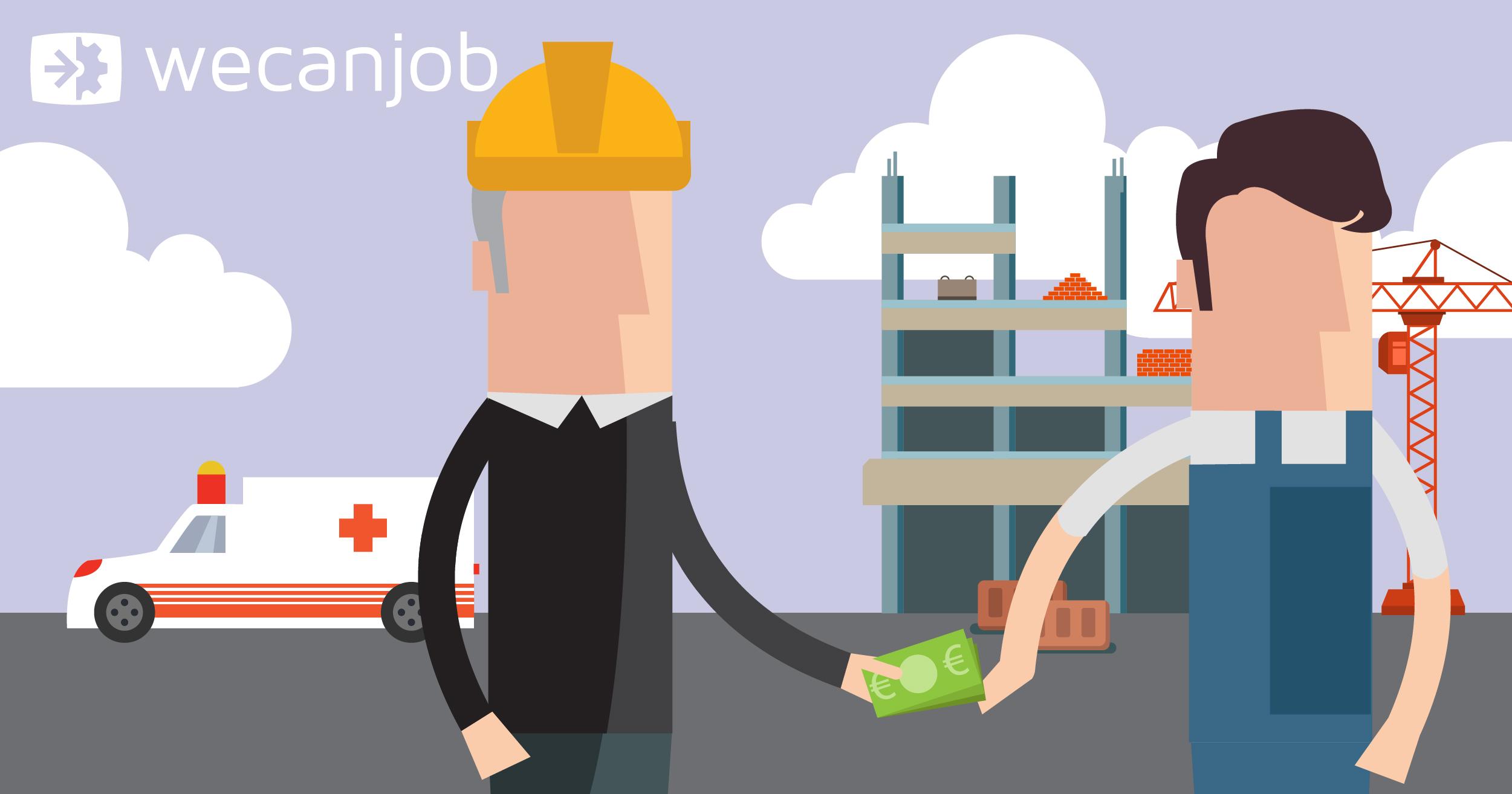 Lavoro nero e morti sul lavoro in Italia. L'occupazione irregolare: come denunciarla?