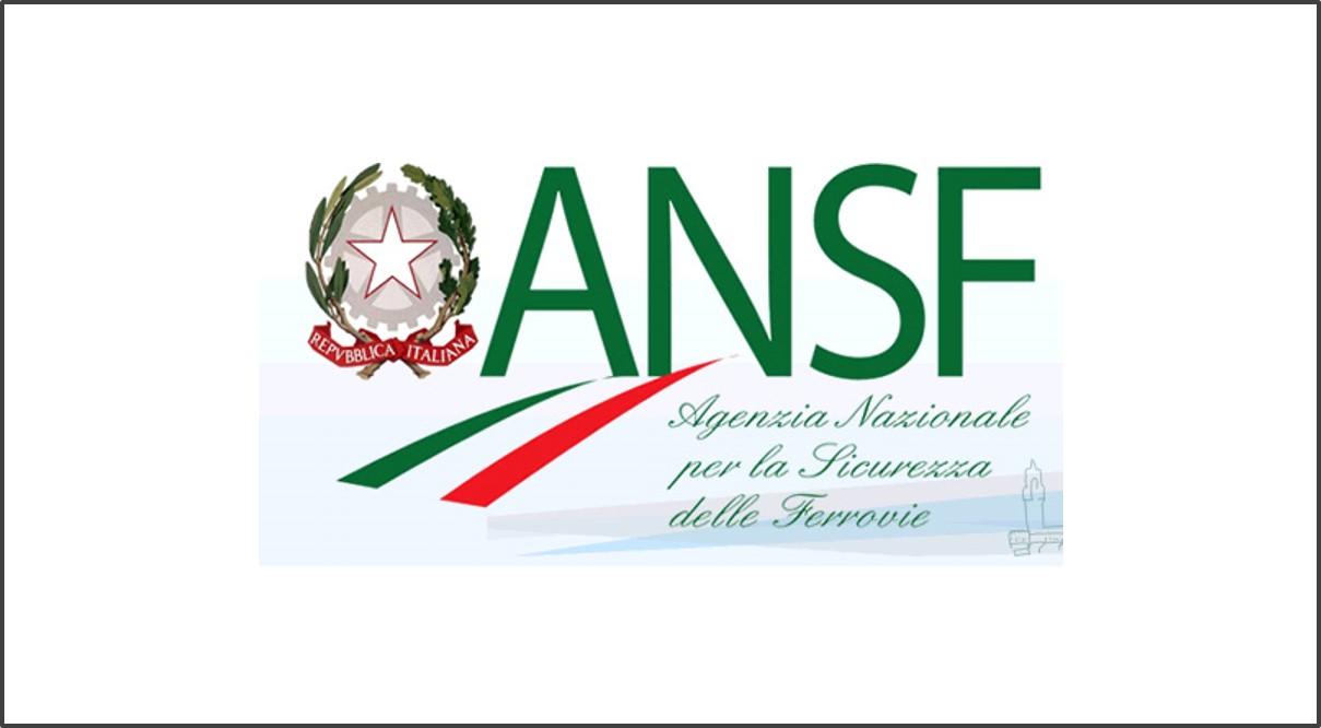 Risultati immagini per Ansf (Agenzia nazionale per la sicurezza delle ferrovie)