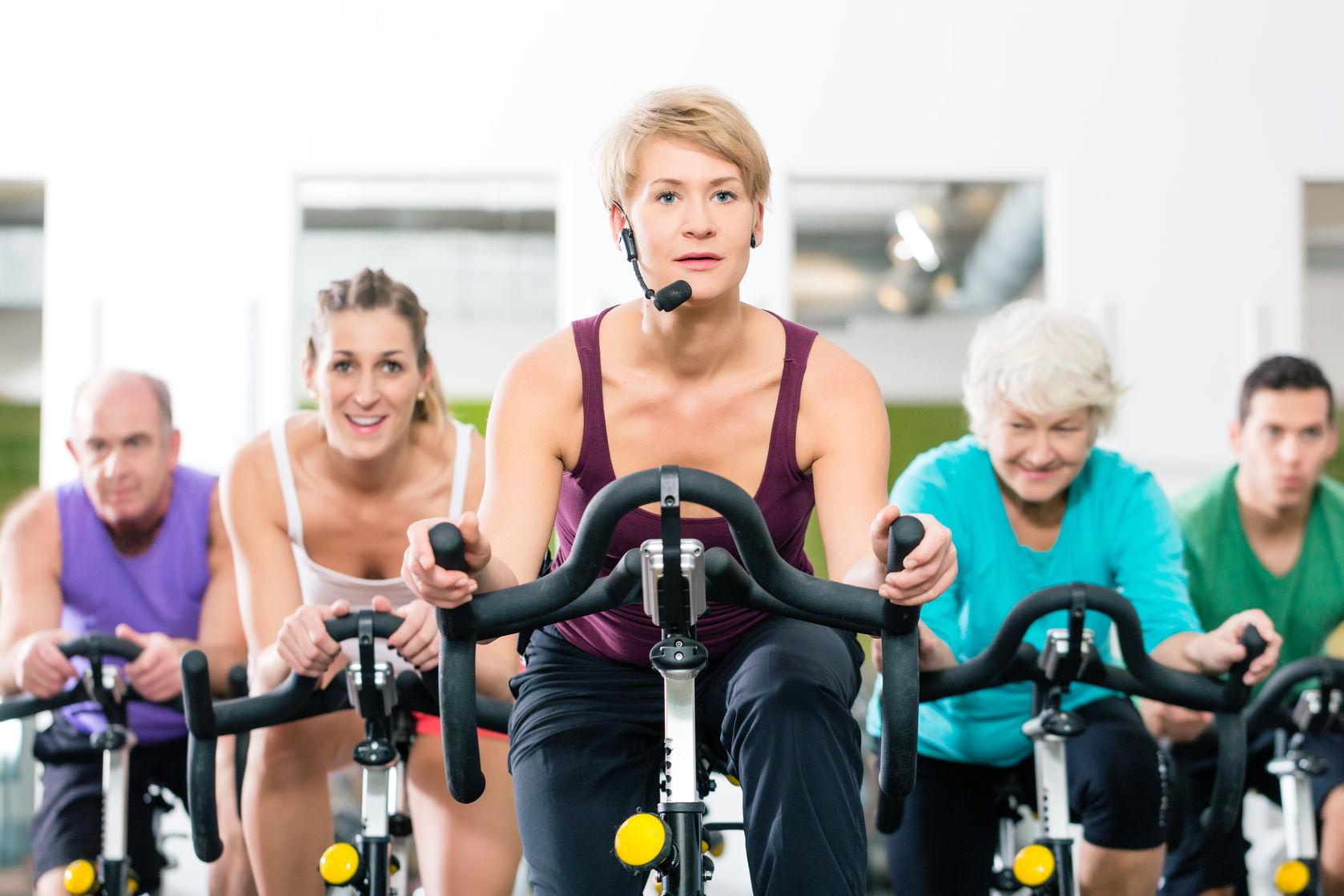 Istruttore fitness