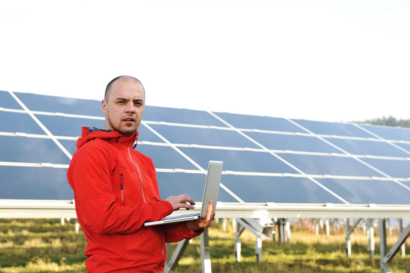Installatore impianti energia rinnovabile