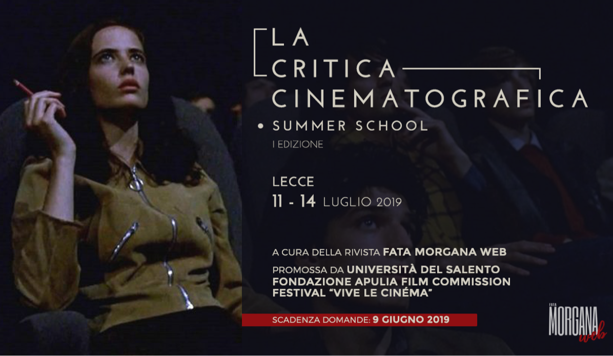 Summer school gratuita in Critica cinematografica