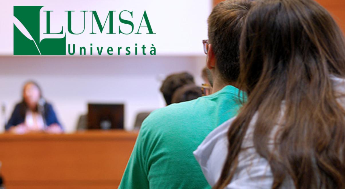 Borse di studio a neodiplomati: 40.000 euro per iscriversi alla LUMSA