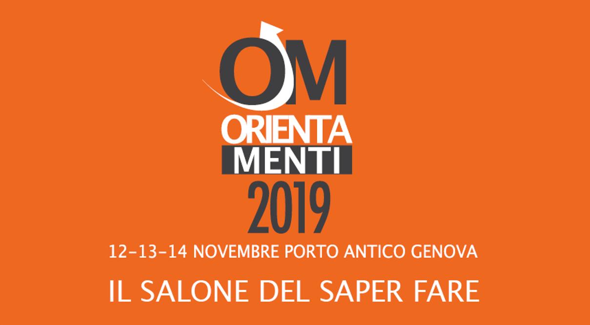 Orientamenti 2019, a novembre il Salone di Genova per l'orientamento