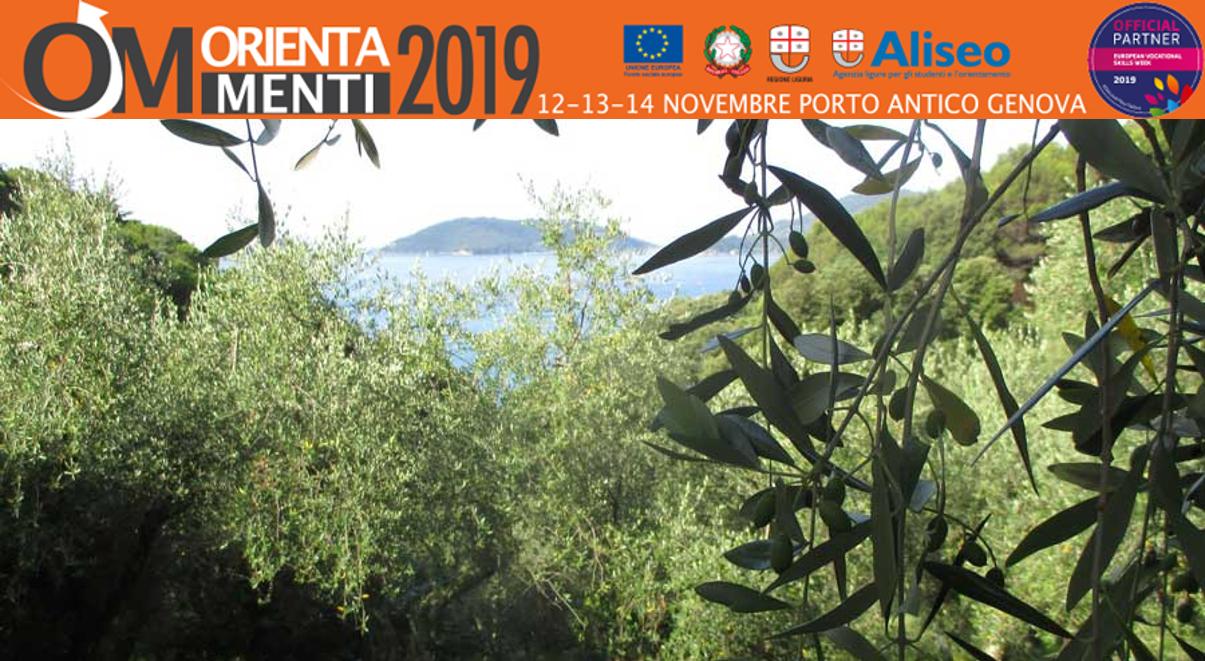 Orientamenti 2019 a Genova: la Green economy e il lavoro del futuro