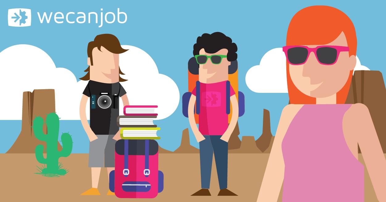 Viaggiare per studio: lo fanno sempre più studenti