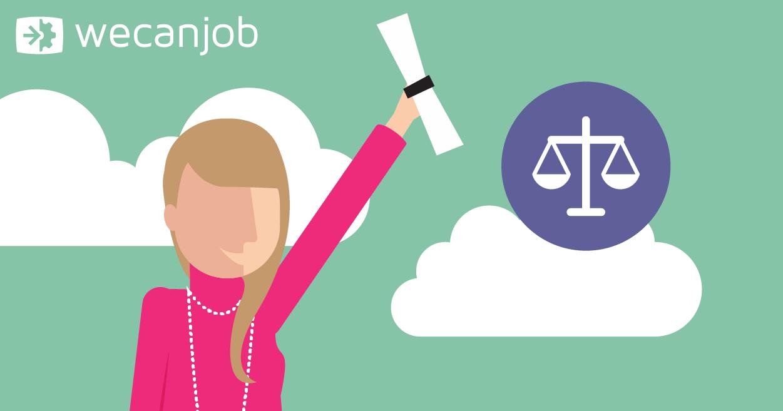 Lavorare con la laurea in Giurisprudenza: quali professioni si possono svolgere?