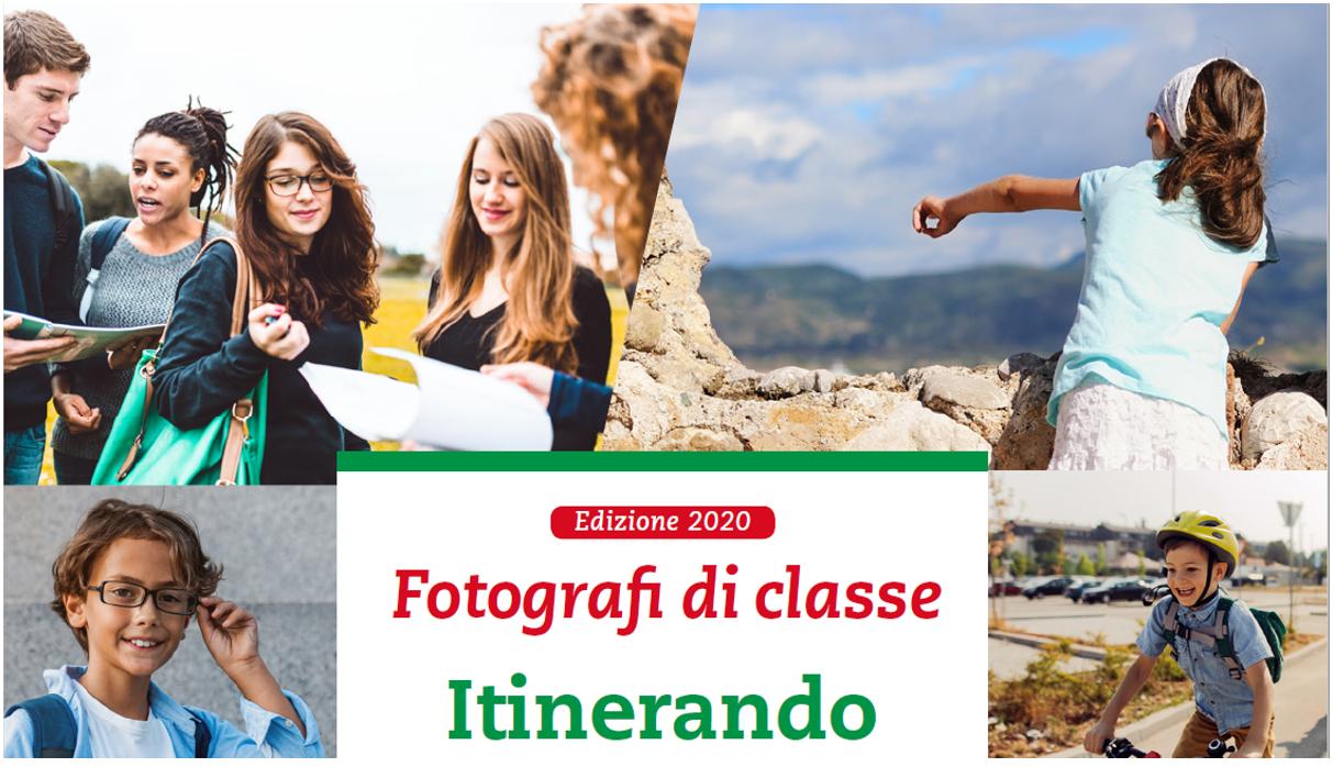 """Concorso nazionale """"Fotografi di classe"""" per tutte le scuole"""