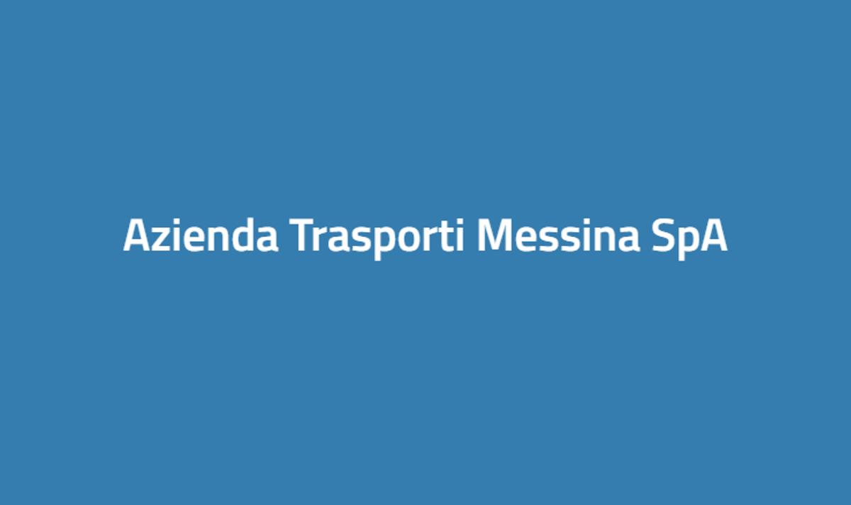 ATM, 70 assunzioni con licenza media nei trasporti a Messina