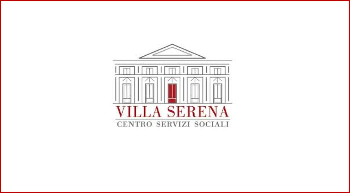 Villa Serena: avviso per graduatoria di Educatori professionali animatori