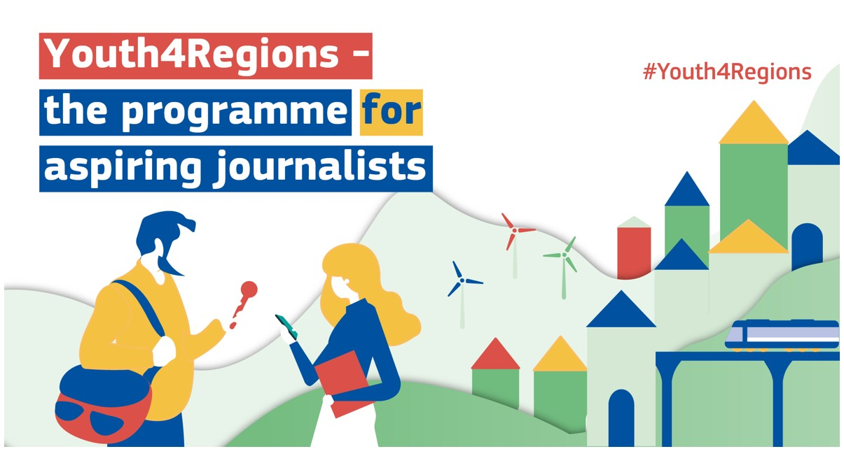 Youth4Regions: una settimana a Bruxelles per gli studenti di Giornalismo e i giovani giornalisti